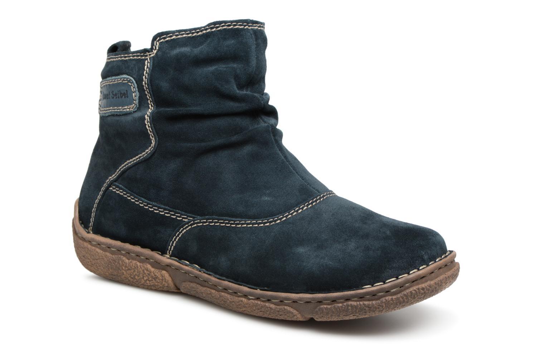Boots en enkellaarsjes Josef Seibel Blauw