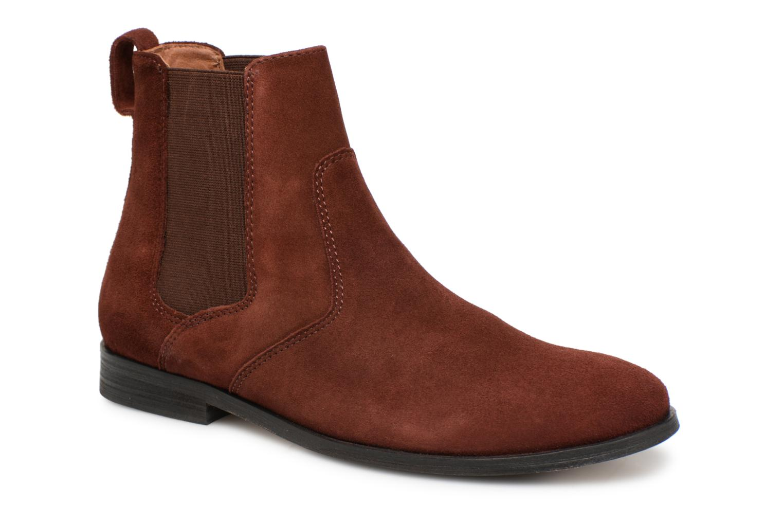 Boots en enkellaarsjes P-L-D-M By Palladium Bordeaux