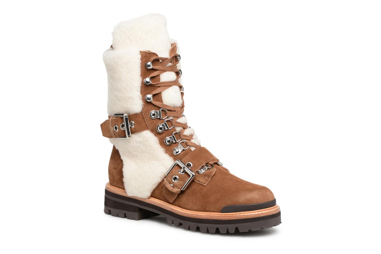 Boots en enkellaarsjes Sigerson Morrison Bruin