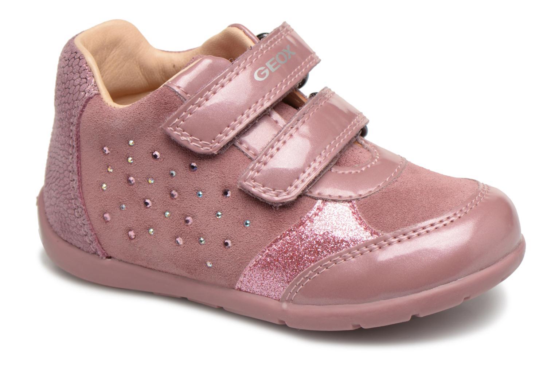 Boots en enkellaarsjes Geox Roze