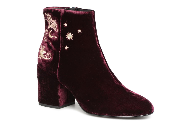 Boots en enkellaarsjes Ash Bordeaux