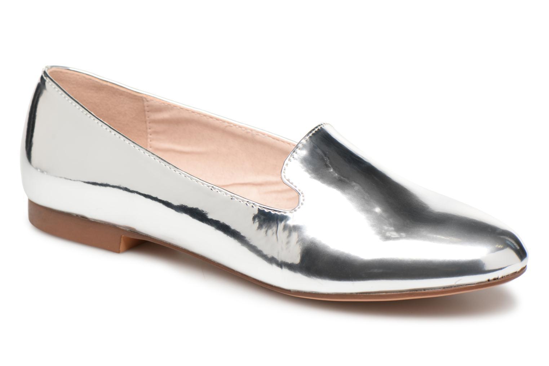 Ballerina's I Love Shoes Zilver