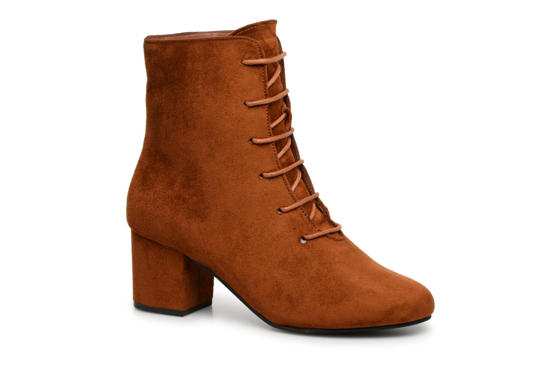Boots en enkellaarsjes I Love Shoes Bruin