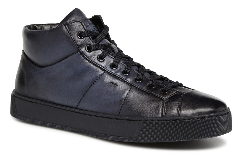 Sneakers Santoni Blauw