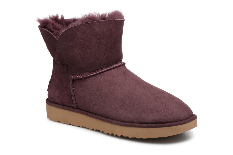 Boots en enkellaarsjes UGG Paars