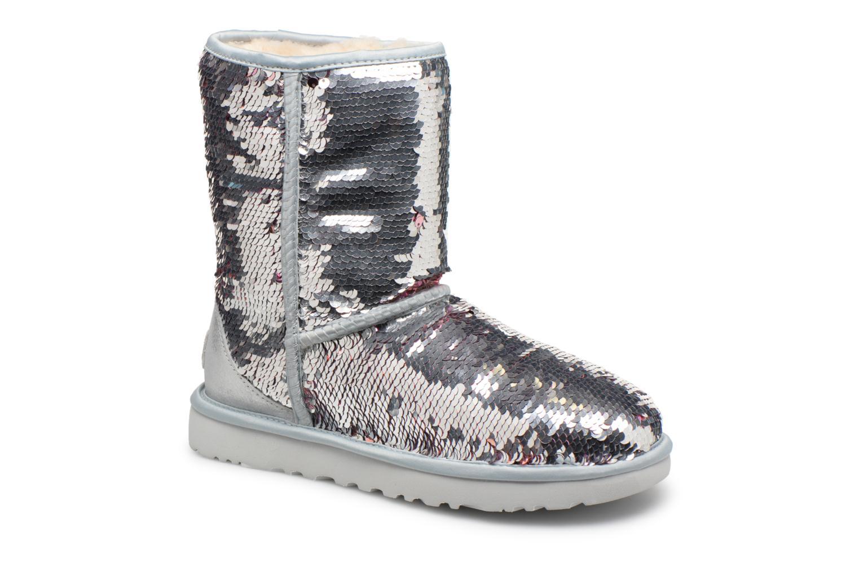 Boots en enkellaarsjes UGG Zilver