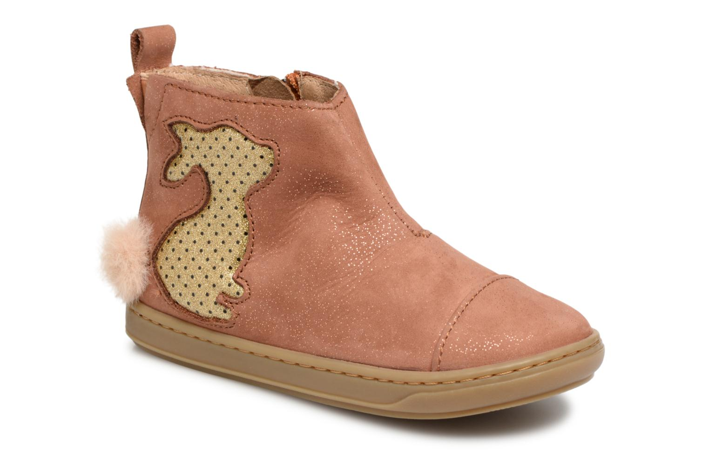 Boots en enkellaarsjes Shoo Pom Bruin