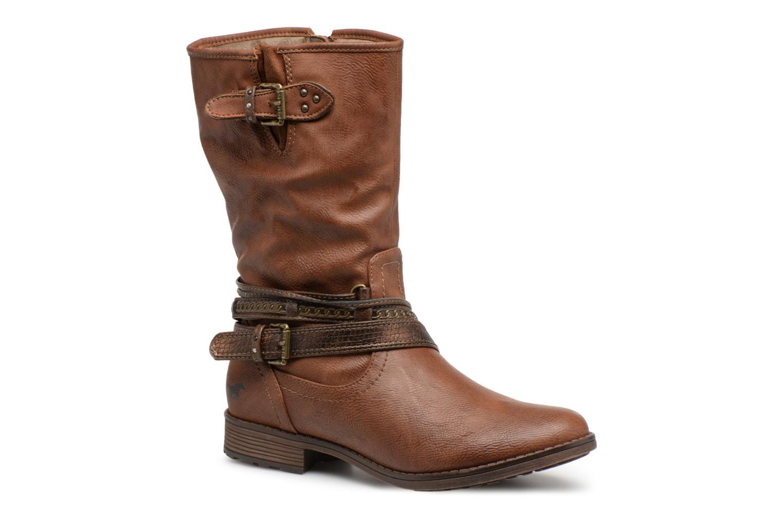 Laarzen Mustang shoes Bruin