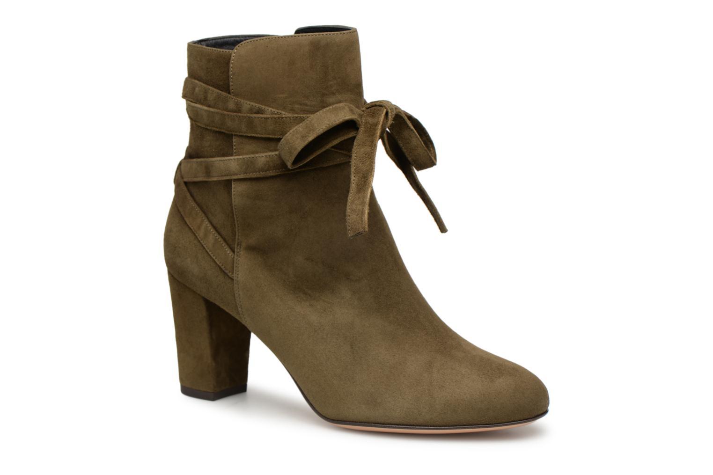 Boots en enkellaarsjes Tila March Groen