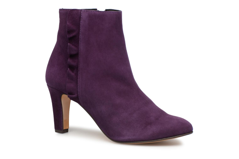 Boots en enkellaarsjes Tila March Paars