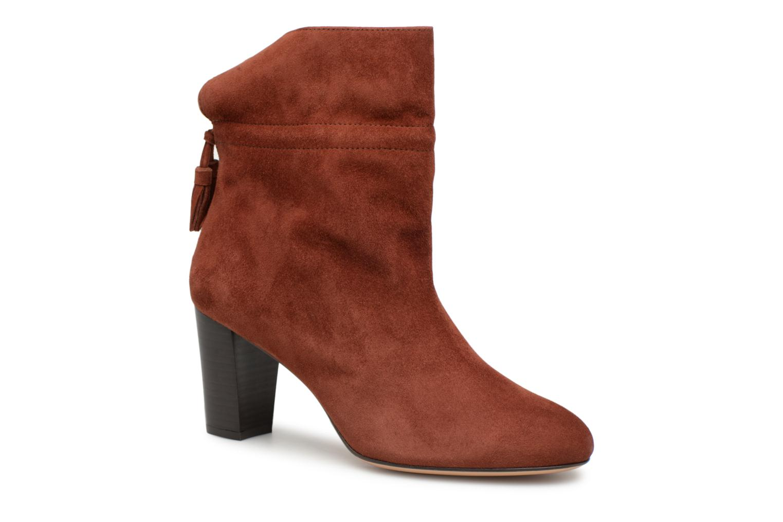 Boots en enkellaarsjes Tila March Bruin