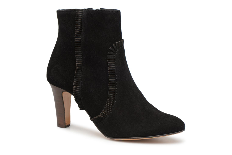 Boots en enkellaarsjes Tila March Zwart