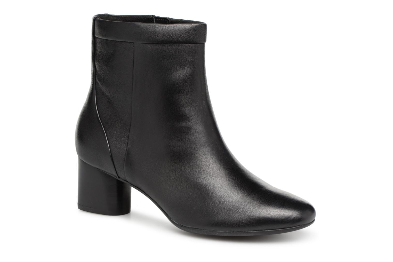 Boots en enkellaarsjes Clarks Unstructured Zwart