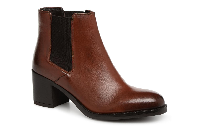 Boots en enkellaarsjes Clarks Bruin
