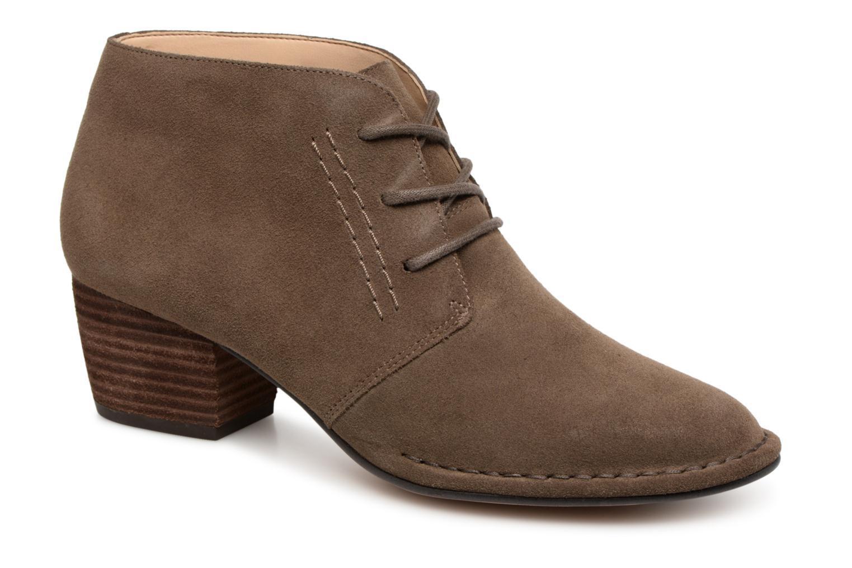 Boots en enkellaarsjes Clarks Groen