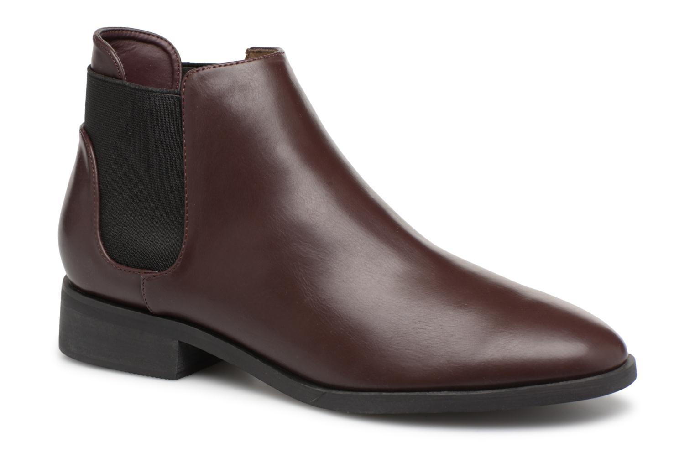 Boots en enkellaarsjes Vanessa Wu Bordeaux