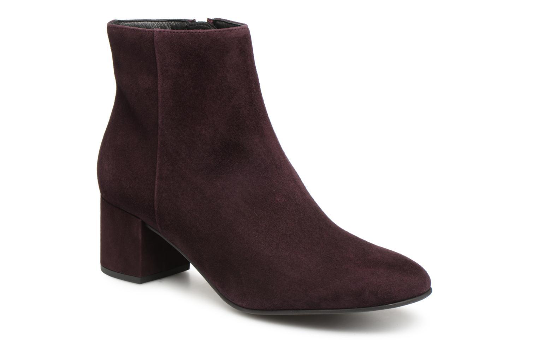 Boots en enkellaarsjes HÖGL Rood