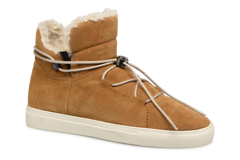 Boots en enkellaarsjes Anniel Bruin