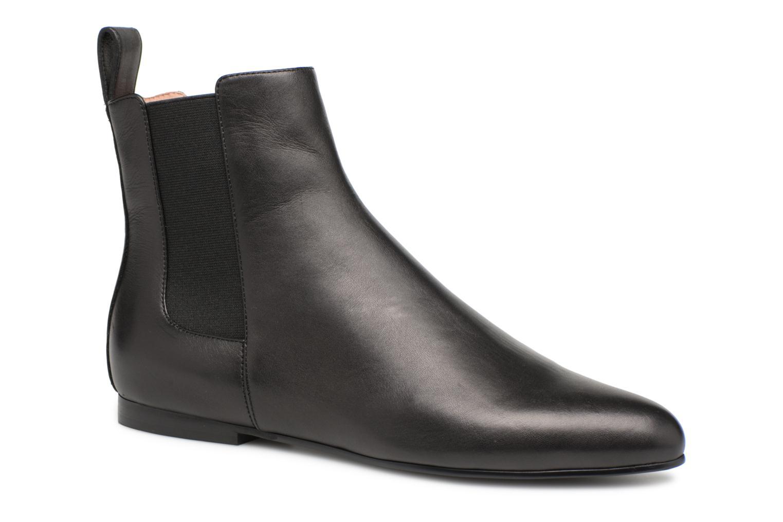 Boots en enkellaarsjes Jil Sander Navy Zwart