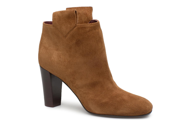 Boots en enkellaarsjes Avril Gau Bruin