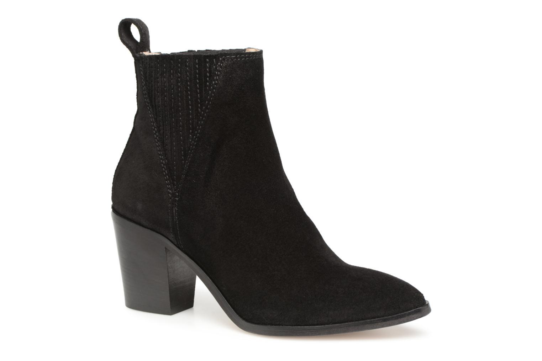Boots en enkellaarsjes Diesel Zwart