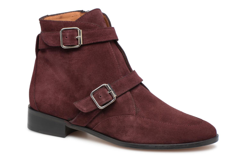 Boots en enkellaarsjes Emma Go Bordeaux