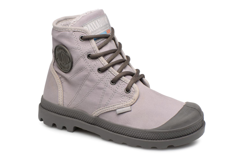 Boots en enkellaarsjes Palladium Grijs