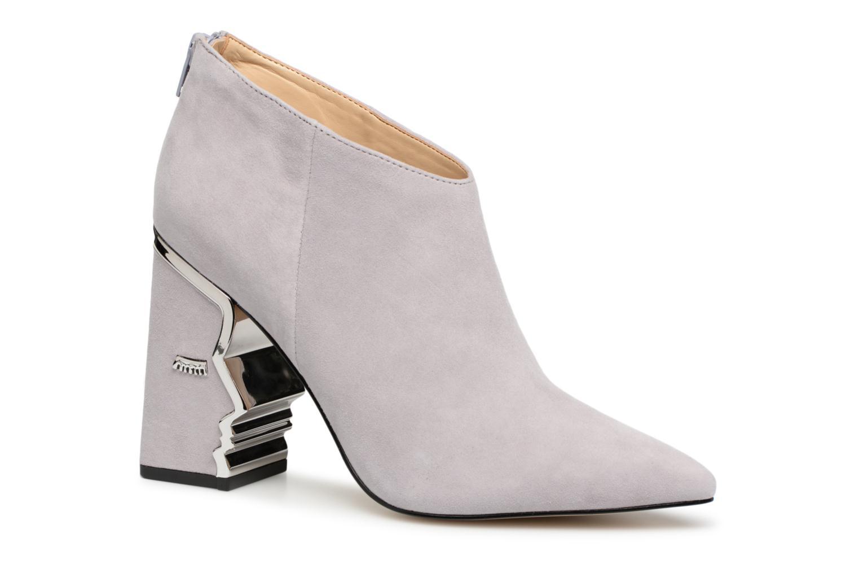 Boots en enkellaarsjes Katy Perry Grijs