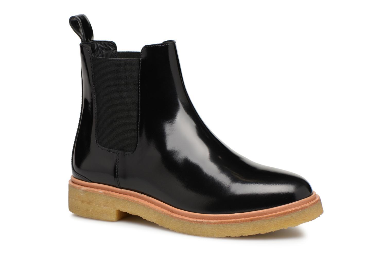 Boots en enkellaarsjes Zespà Zwart