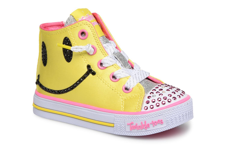 Sneakers Skechers Geel