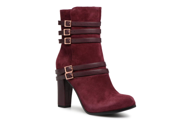 Boots en enkellaarsjes Tamaris Bordeaux
