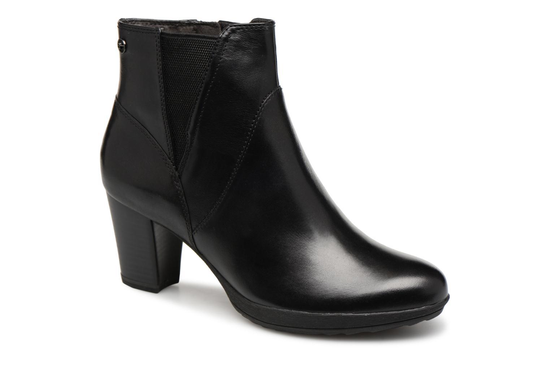 Boots en enkellaarsjes Tamaris Zwart