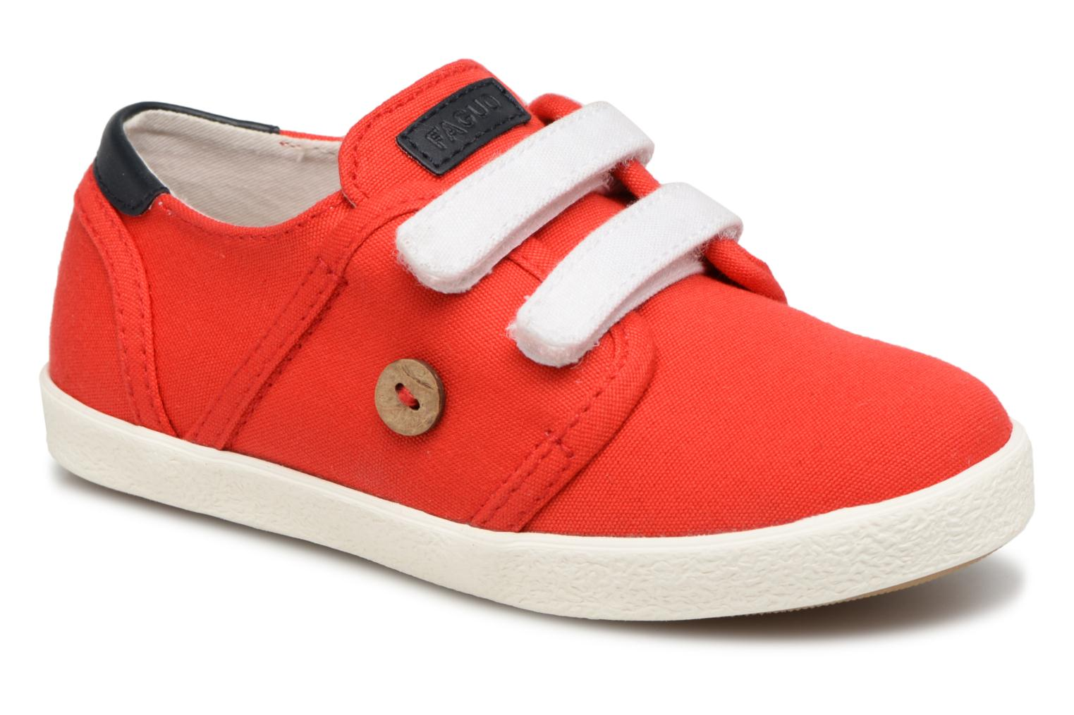 Sneakers Faguo Rood