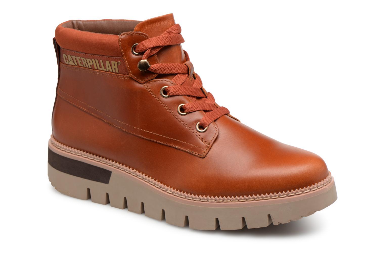 Boots en enkellaarsjes Caterpillar Bruin