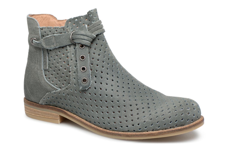 Boots en enkellaarsjes P-L-D-M By Palladium Blauw