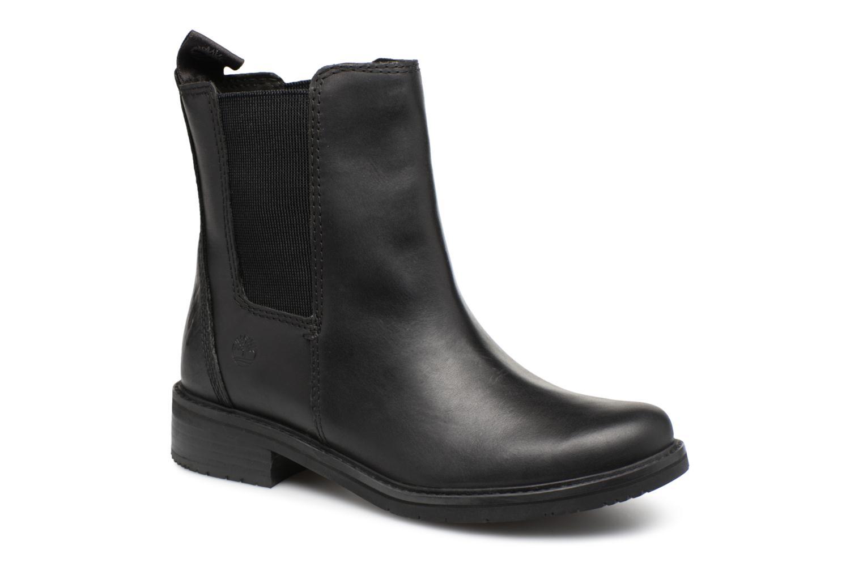 Boots en enkellaarsjes Timberland Zwart