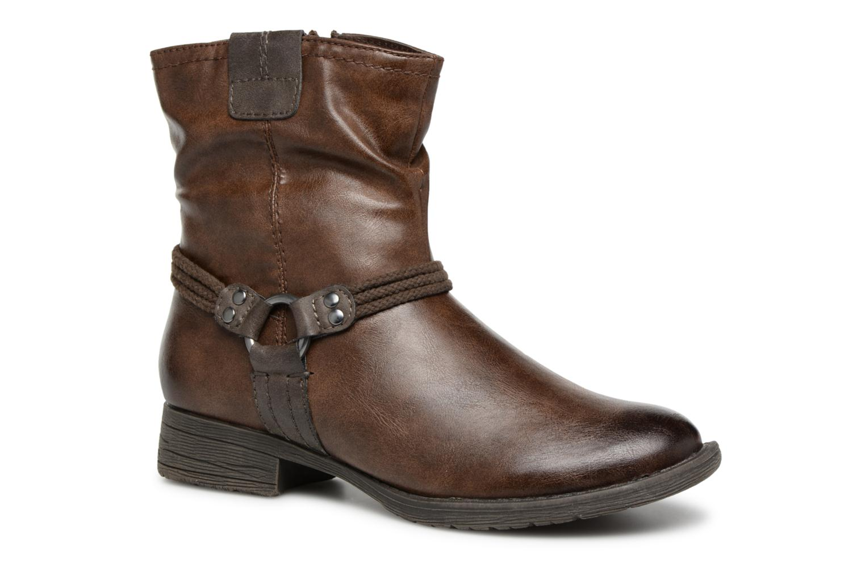 Boots en enkellaarsjes Jana shoes Bruin