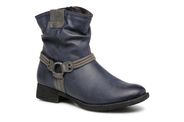 Boots en enkellaarsjes Jana shoes Blauw
