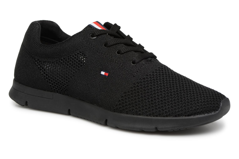 Sneakers Tommy Hilfiger Zwart