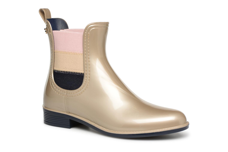 Boots en enkellaarsjes Tommy Hilfiger Goud en brons
