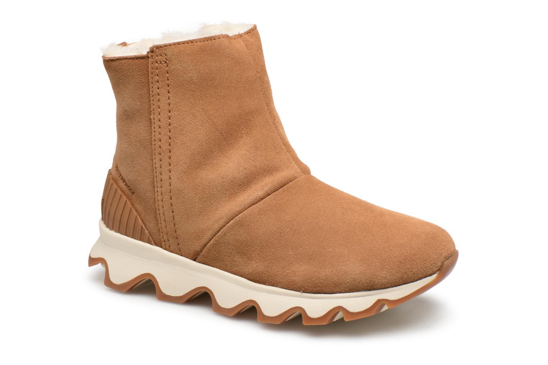 Boots en enkellaarsjes Sorel Bruin