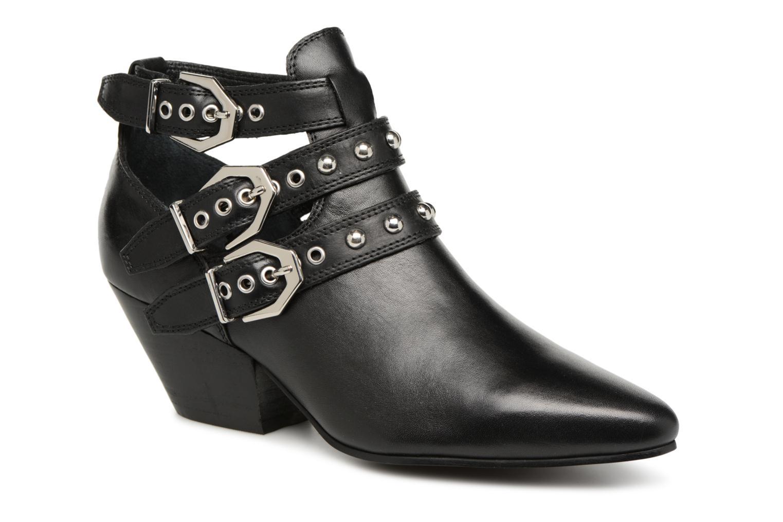 Boots en enkellaarsjes Bronx Zwart