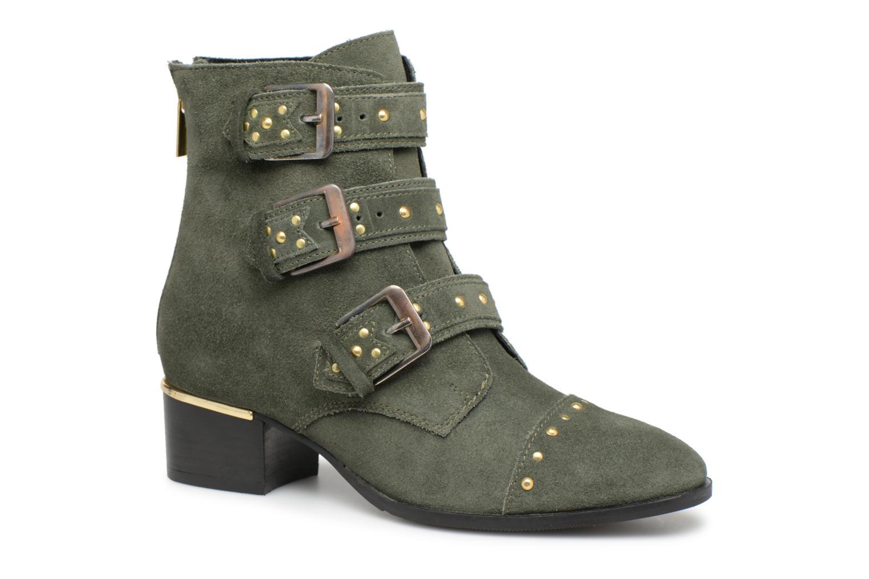 Boots en enkellaarsjes Bronx Groen