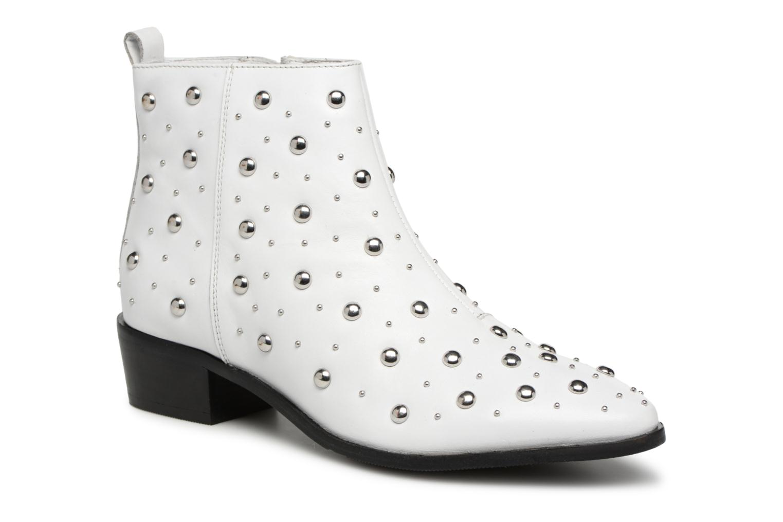 Boots en enkellaarsjes Bronx Wit