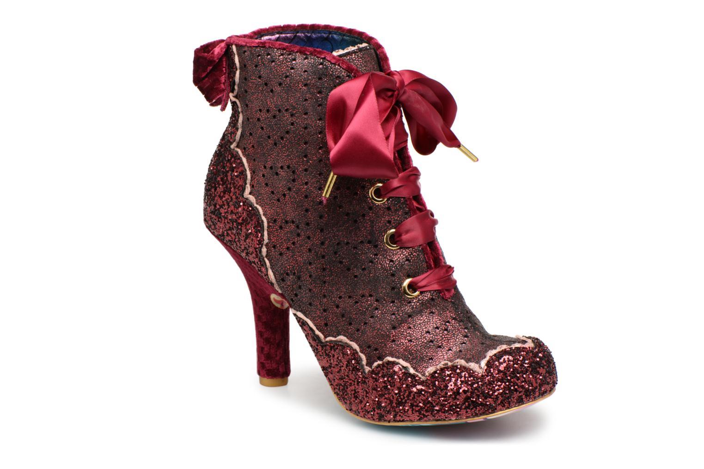 Boots en enkellaarsjes Irregular Choice Bordeaux