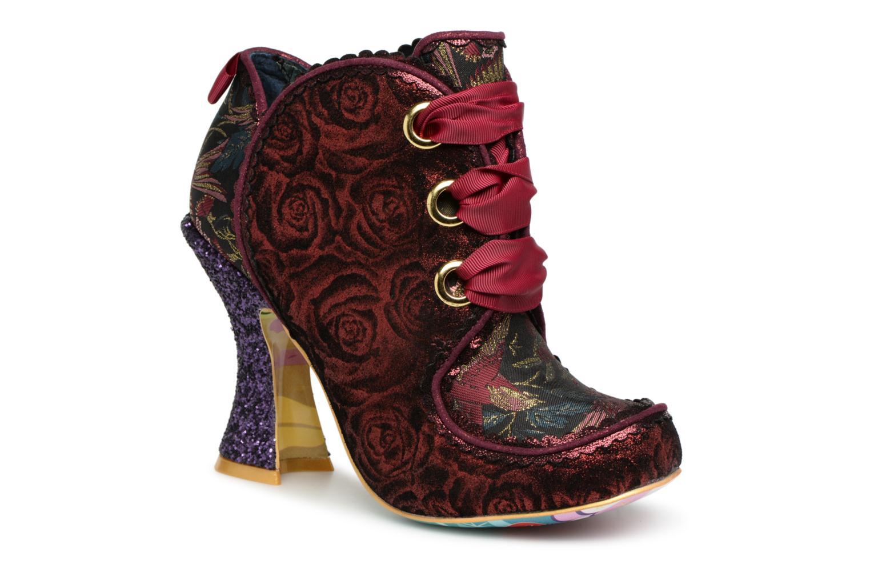 Boots en enkellaarsjes Irregular Choice Rood