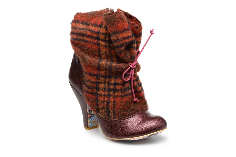 Boots en enkellaarsjes Irregular Choice Bruin