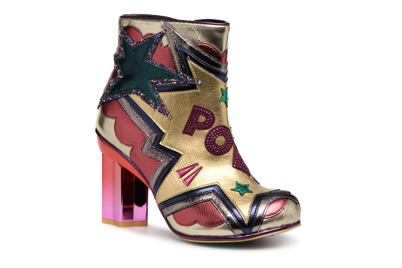 Boots en enkellaarsjes Irregular Choice Multicolor