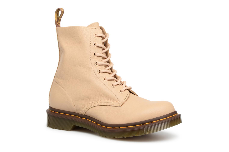 Boots en enkellaarsjes Dr. Martens Beige
