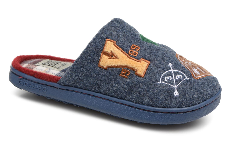 Pantoffels Gioseppo Blauw